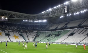 After days of uncertainty, the Derby d'Italia between Juventus and Internazionale took place behind closed-doors.