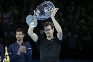 Murray. World number one.