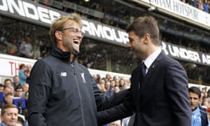 Jürgen Klopp and Mauricio Pochettino have contested a number of gripping Premier League affairs.