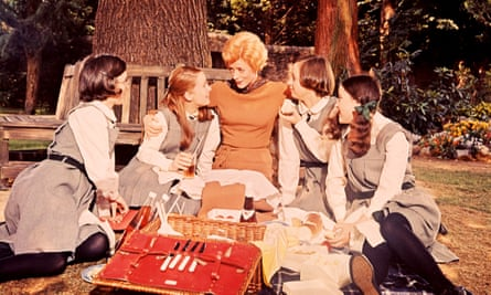 At once real and unreal ... Maggie Smith as Jean Brodie in the 1969 film. Photograph: Kobal