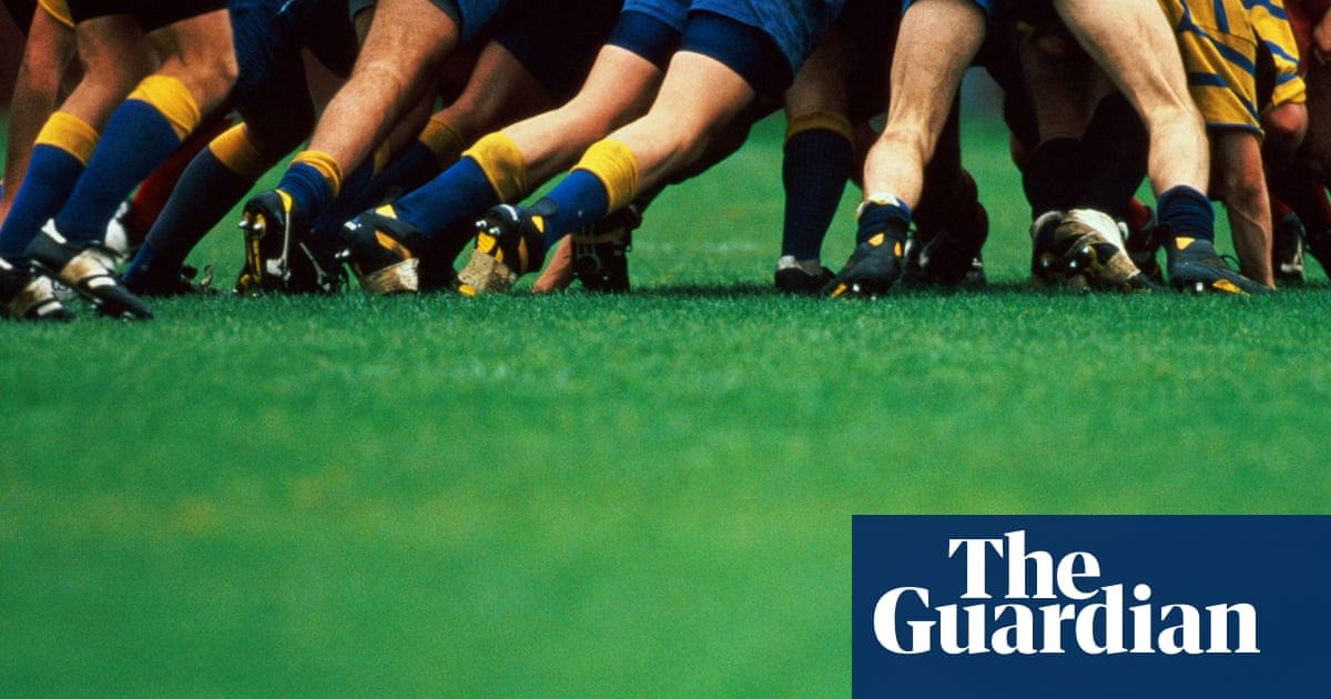 Rugby players' brains affected in single season, study suggests