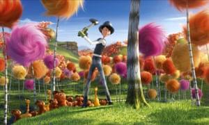 Dr Seuss's Lorax 'inspired by orange Kenyan monkeys' | Books | The ...