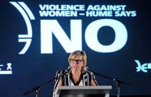 Australian of the Year Rosie Batty