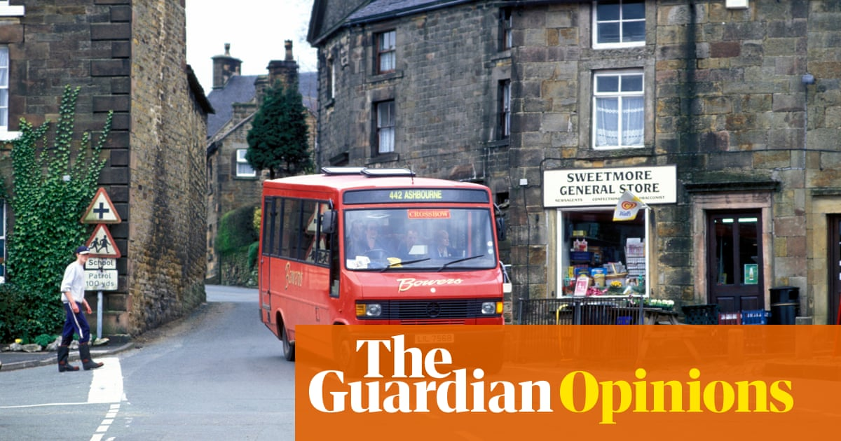 Dont Sneer At Jeremy Corbyn For Millions Buses Really Do Matter
