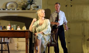 Lindsay Duncan and Alex Jennings