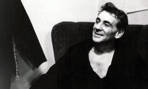 Leonard Bernstein, February 1963.