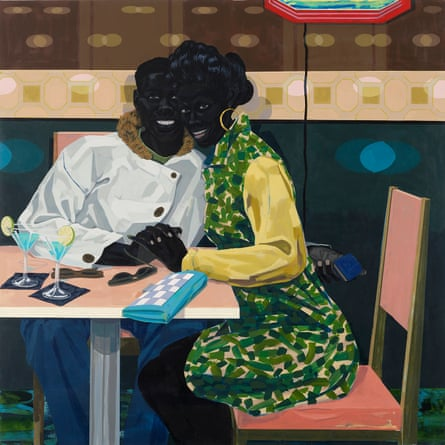Untitled (Club Couple), 2014.