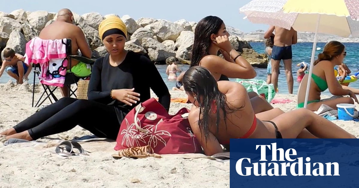 d12dca643b713 Why we wear the burkini  five women on dressing modestly at the beach