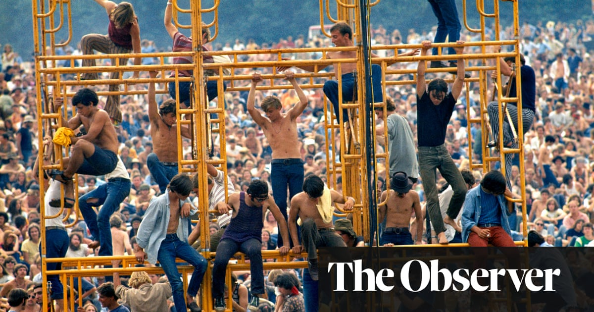 The big picture: the highs of Woodstock