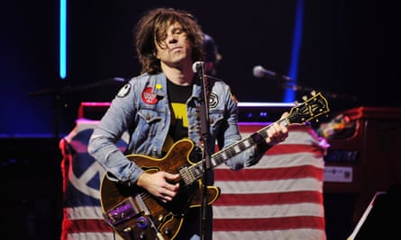 Ryan Adams … back with his first batch of new songs in three years