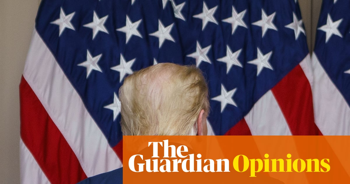 Goodbye, Donald Trump. You changed America. You also changed me | Andrew Solomon