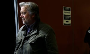 Steve Bannon, chief strategist for Donald Trump, is on the board of Cambridge Analytica.
