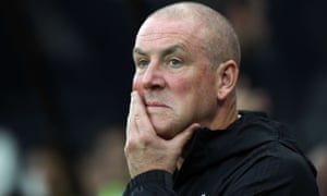 Mark Warburton has been sacked by Forest's new owners.