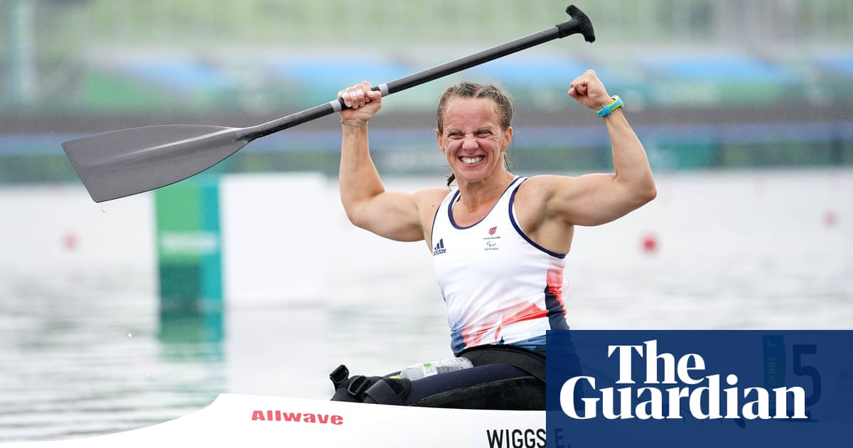 ParalympicsGB roundup: Emma Wiggs storms to dominant canoe sprint gold