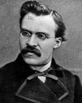 Friedrich Nietzsche,circa 1890.