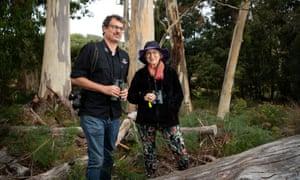 Margaret Atwood on Bruny Island
