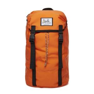 Orange nylon, £129, Albam x  Aiguille albamclothing.com