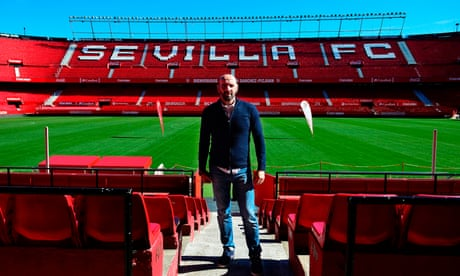 Sevilla in a spin as they prepare for life after Monchi – the man who is the club | Sid Lowe
