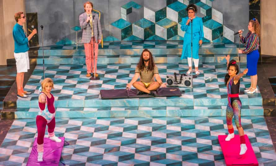 The Comedy of Errors review – glorious fun in the RSC's garden | Theatre |  The Guardian