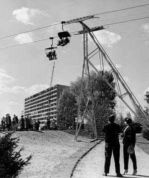 Interbau (International Building Exhibition), Berlin, 1957