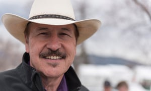 Rob Quist: 'The thing I liked about Bernie is he was a man of the people and really connected to grassroots'.