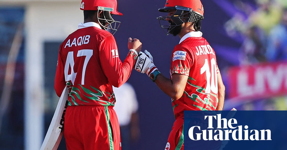 Co-hosts Oman kick off T20 World Cup by crushing Papua New Guinea