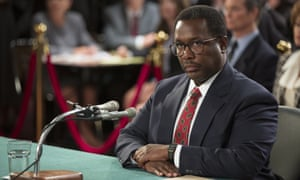 Wendell Pierce as Clarence Thomas