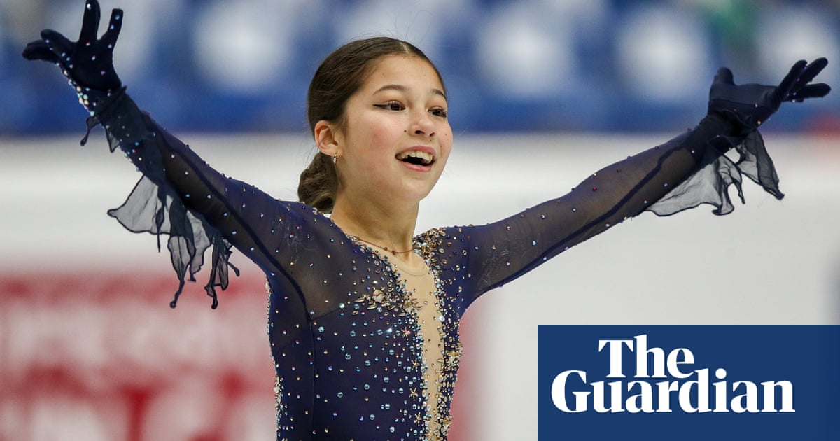 Alysa Liu, 14, successfully defends US womens figure skating title