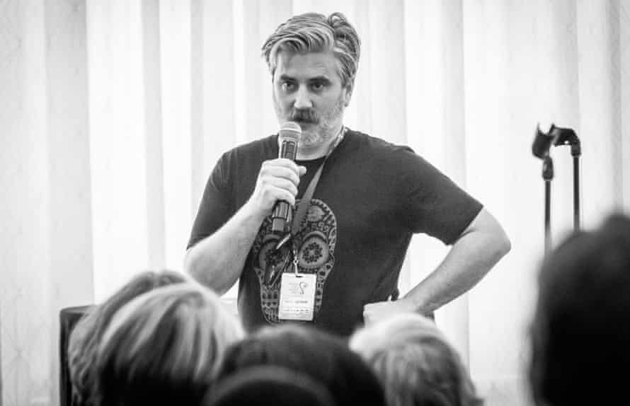 campaigning author David Gaughran