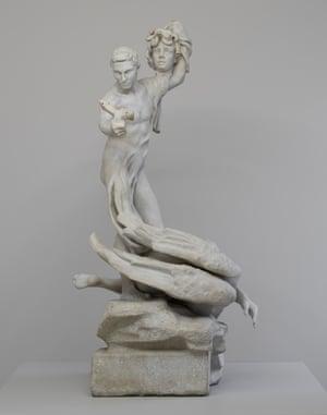 Persée et la Gorgone, vers 1897-1902