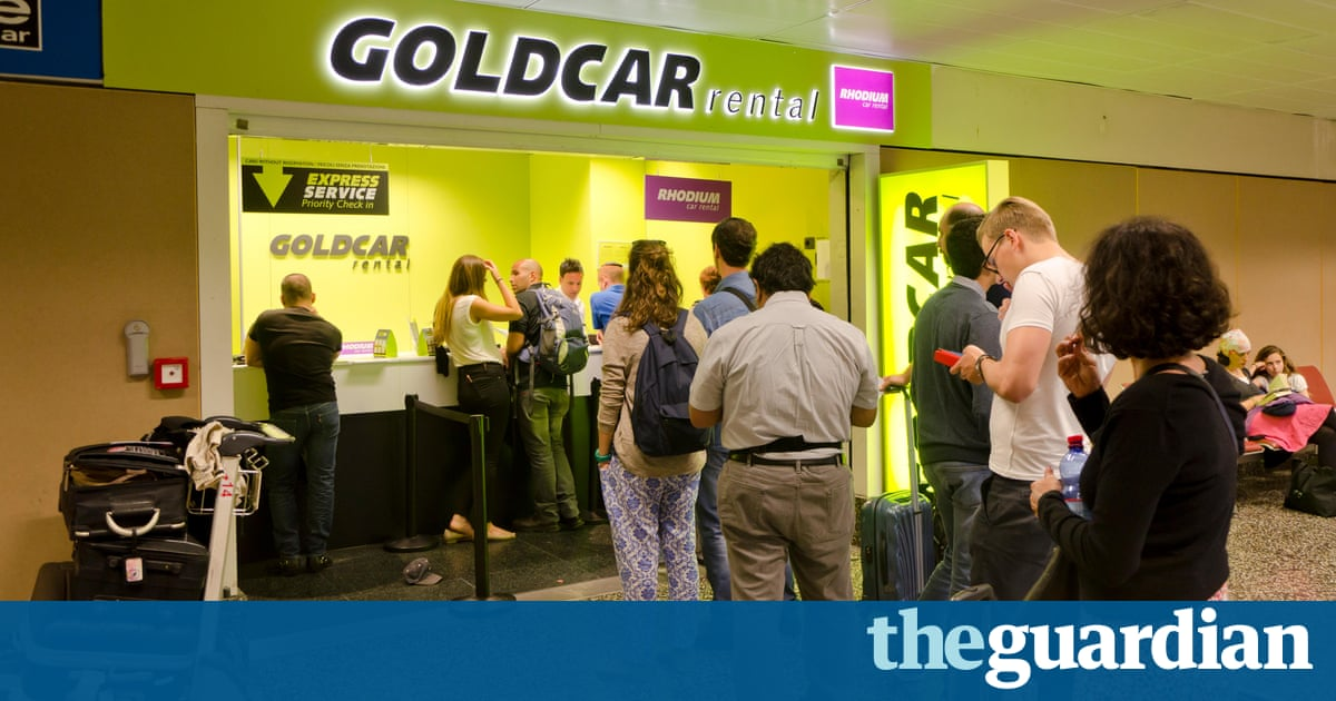 How I took on a car hire company – and won