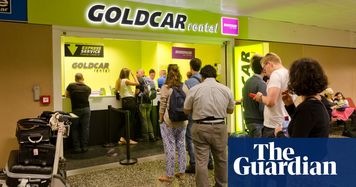 How I Took On A Car Hire Company And Won Money The Guardian