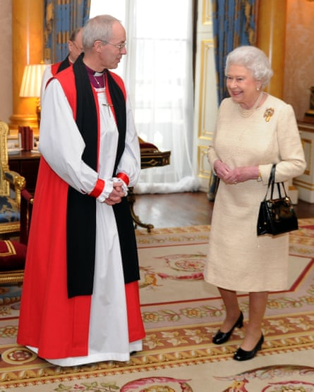 At Buckingham Palace in 2013.