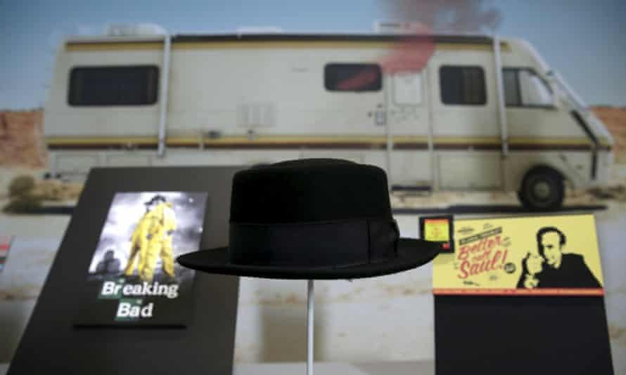 The Heisenberg Hat is displayed.