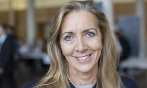 BBC Trust chairman Rona Fairhead said financial independence was 'crucial' for the corporation.