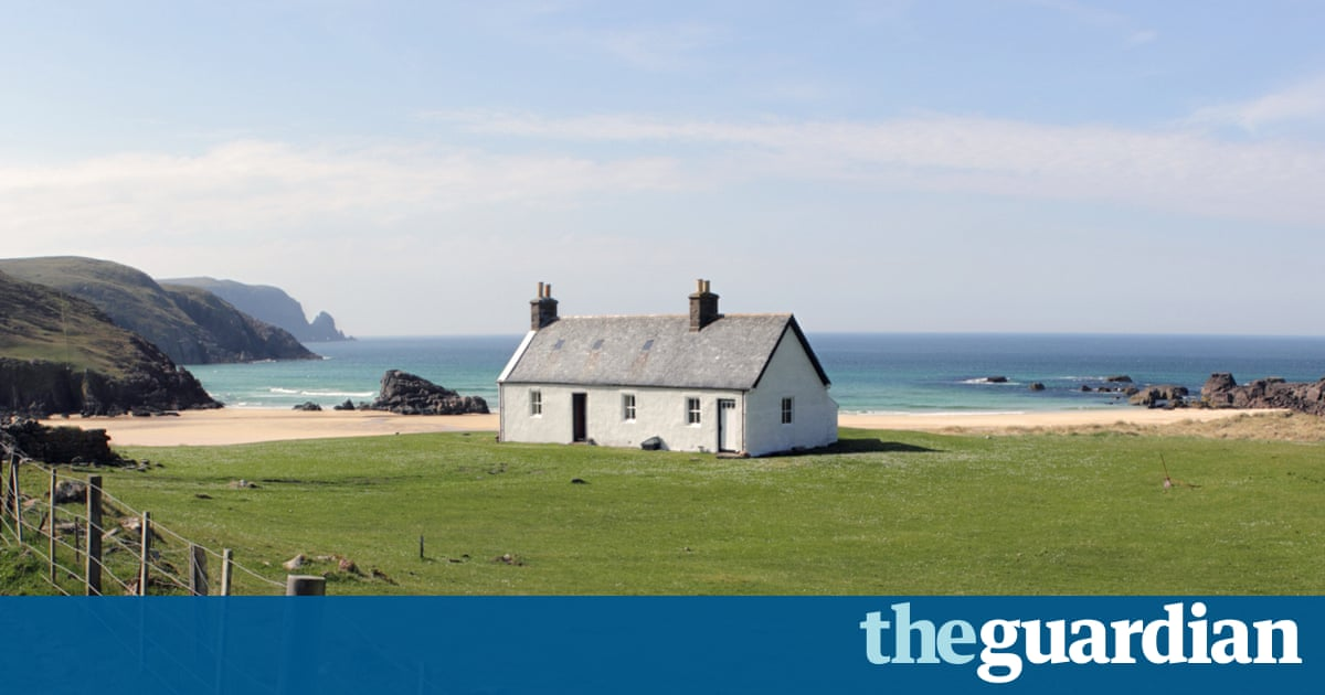 Five Of Scotland S Best Bothies Travel The Guardian