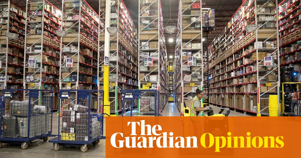 Exploited Amazon Workers Need A Union When Will They Get