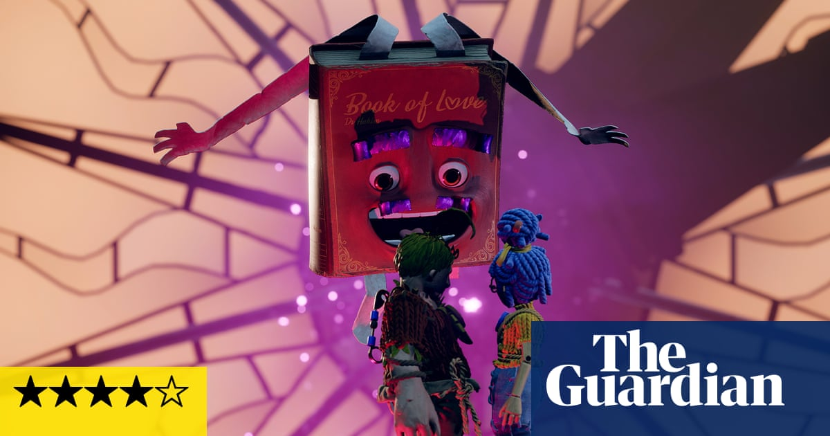 It Takes Two review – joyful family adventure for socially distanced duos