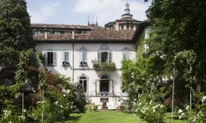 Da Vinci's vino: a visit to Leonardo's vineyard in Milan