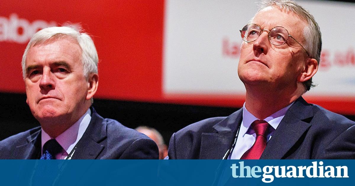 John Mcdonnell Refuses To Back Hilary Benn In Labour