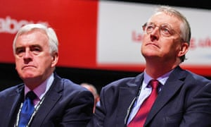 John McDonnell: 'The future Labour administration will be determined by the leader of the Labour party.'