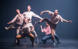 Grand Finale by Hofesh Shechter Company