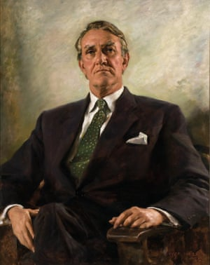 The Rt Hon. John Malcolm Fraser AC CH GCL, 1984.Ivor Hele (1912–1993)