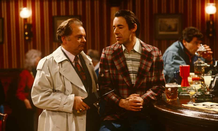 'My dad died a couple of years before I was born' … Trigger with Del Boy