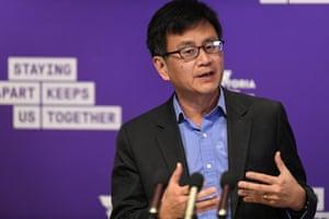 Prof Allen Cheng