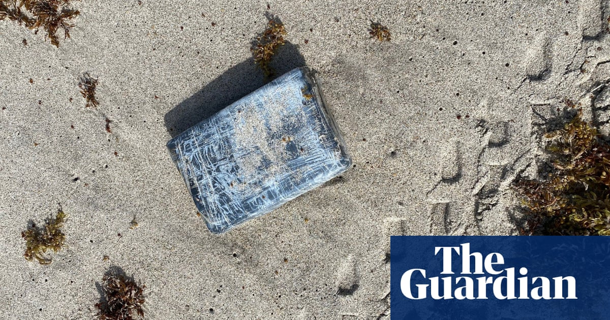 Mysterious packages washed ashore at Cape Canaveral turn out to be cocaine