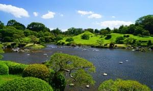 Suizenji Jojuen Garden