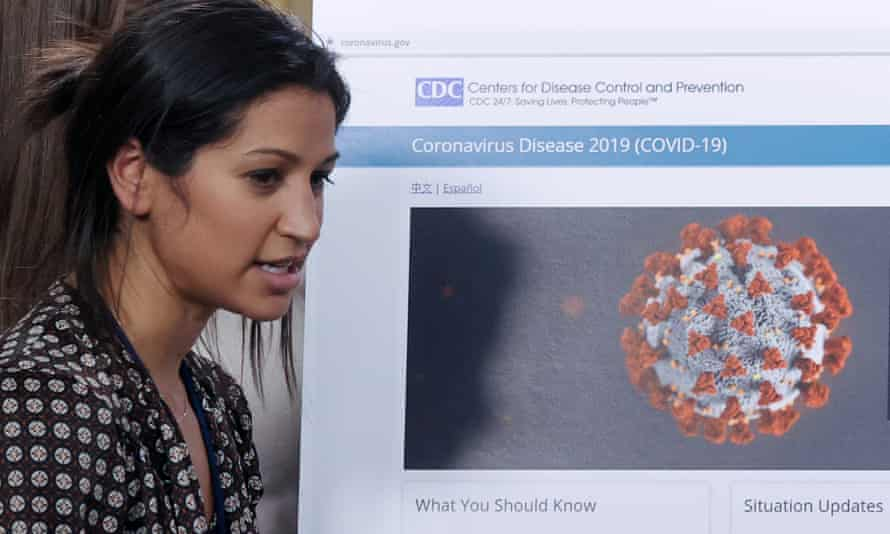 Katie Miller, Vice-President Mike Pence's press secretary, has tested positive for coronavirus.