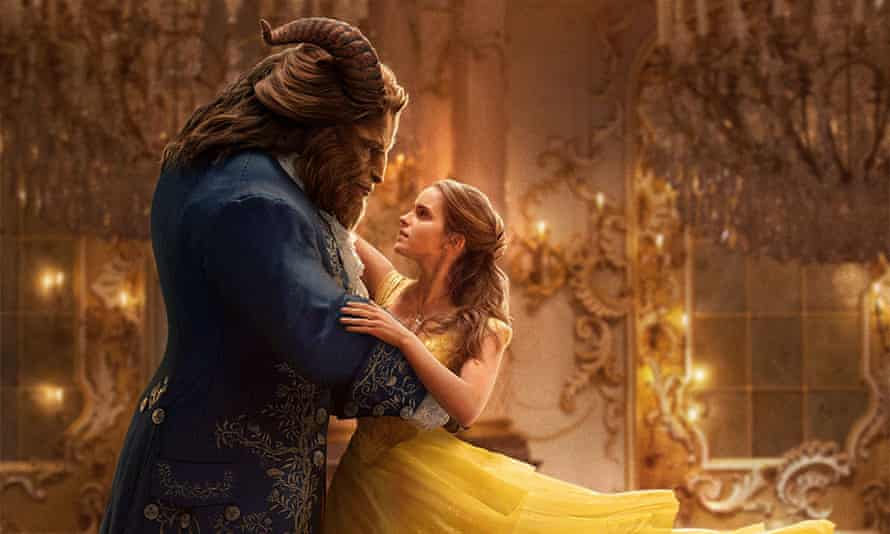Emma Watson, in the new live-action version of Beauty and the Beast