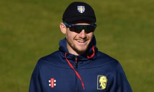 Durham's captain Cameron Bancroft struck five sixes and eight fours on his way to an unbeaten 151 against Northamptonshire.